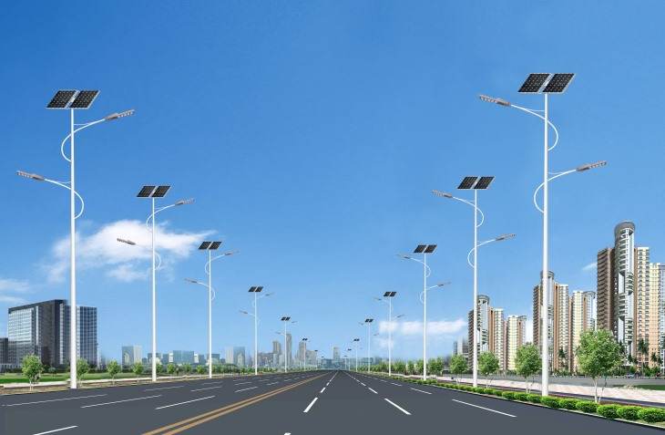 一体化太阳能lu灯